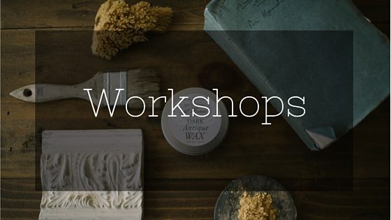 What we do Workshops