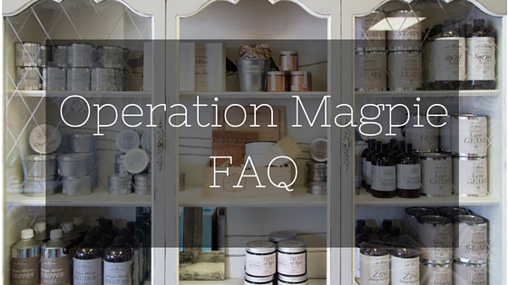 FAQ operation magpie